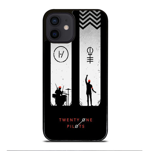 TWENTY ONE PILOTS iPhone 12 Mini Case Cover