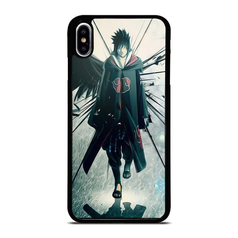 UCHIHA SASUKE NARUTO iPhone XS Max Case Cover