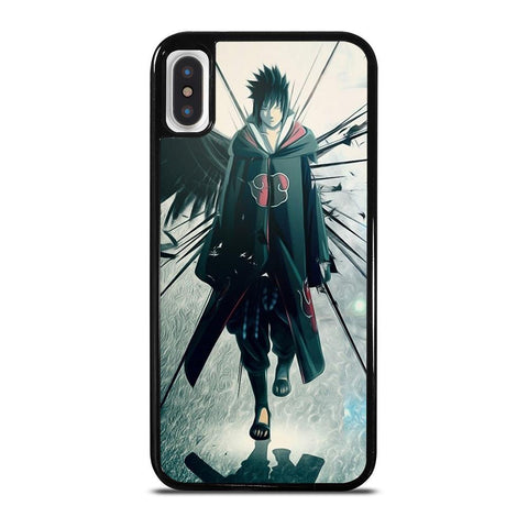 UCHIHA SASUKE NARUTO iPhone X / XS Case Cover