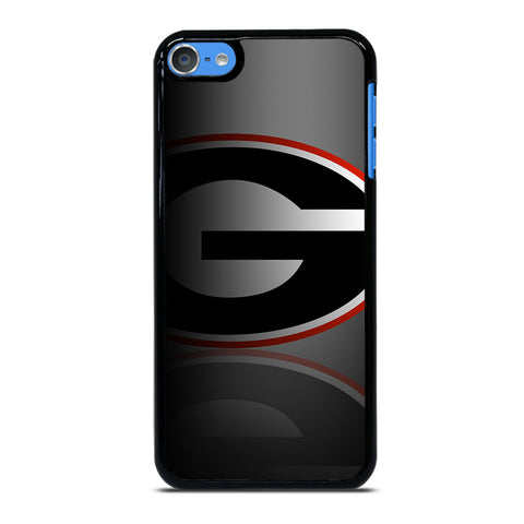 UGA GEORGIA BULLDOGS SYMBOL iPod Touch 7 Case Cover