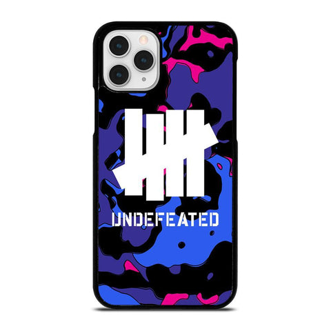 UNDEFEATED CAMO LOGO-iphone-11-pro-case-cover