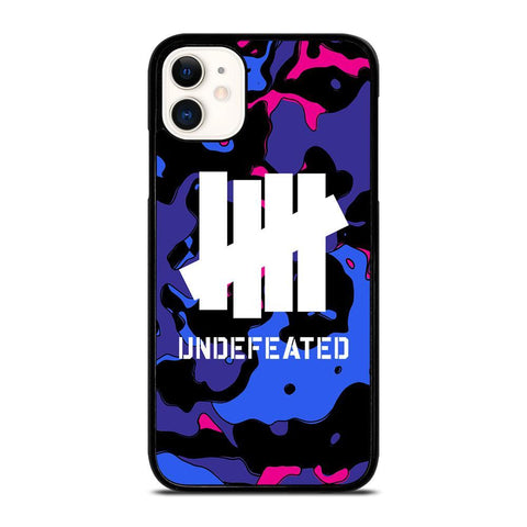 UNDEFEATED CAMO LOGO-iphone-11-case-cover