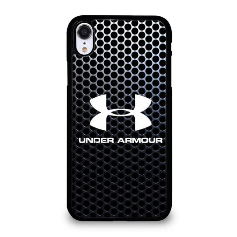UNDER ARMOUR METAL LOGO-iphone-xr-case-cover