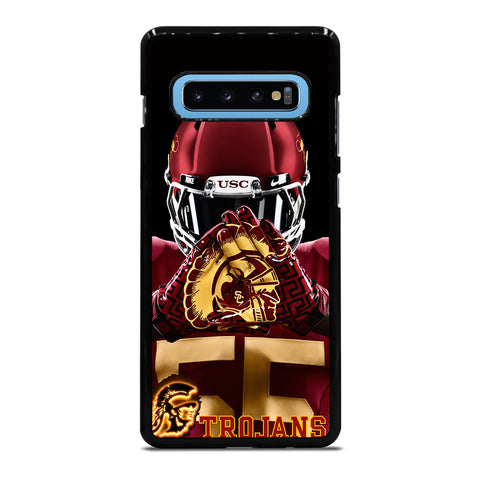 USC TROJANS FOOTBALL Samsung Galaxy S10 Plus Case Cover