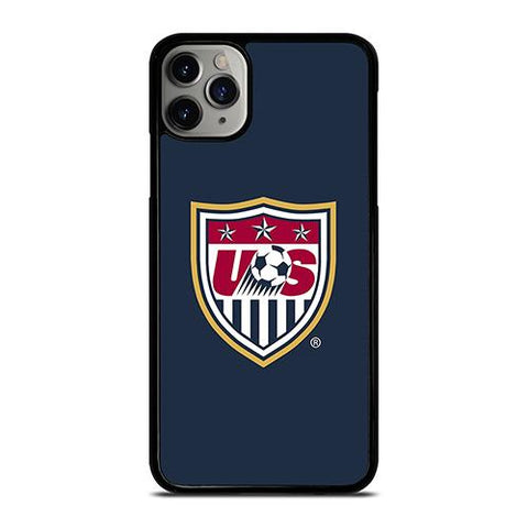 US SOCCER LOGO BADGE iPhone 11 Pro Max Case Cover