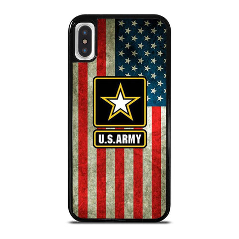 US ARMY LOGO iPhone X / XS Case Cover