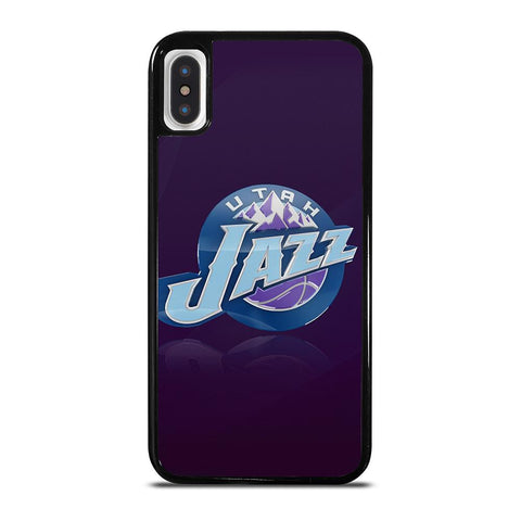 UTAH JAZZ BASKETBALL iPhone X / XS Case Cover