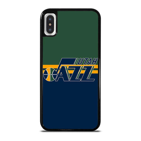 UTAH JAZZ LOGO iPhone X / XS Case Cover