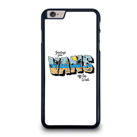 VANS OFF THE WALL GREETINGS iPhone 6 / 6S Plus Case Cover