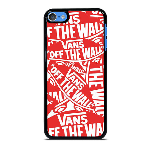 VANS OFF THE WALL iPod Touch 7 Case Cover