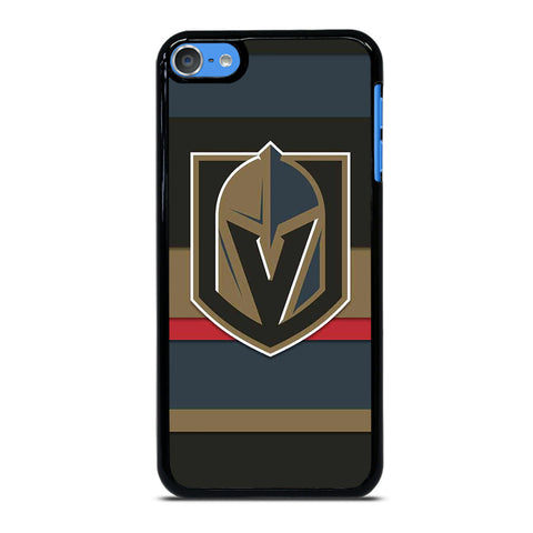 VEGAS GOLDEN KNIGHTS STRIPE iPod Touch 7 Case Cover