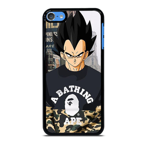 VEGETA CAMO BAPE SUPREME iPod Touch 7 Case Cover