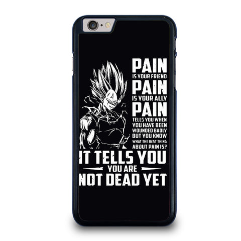 VEGETA QUOTE DRAGON BALL 2 iPhone 6 / 6S Plus Case Cover