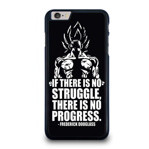 VEGETA QUOTE DRAGON BALL iPhone 6 / 6S Plus Case Cover