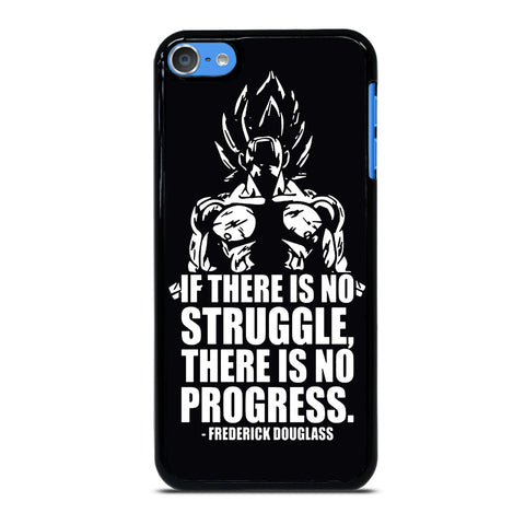 VEGETA QUOTE DRAGON BALL iPod Touch 7 Case Cover