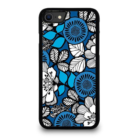 VERA BRADLEY BLUE BAYAU iPhone SE 2020 Case Cover