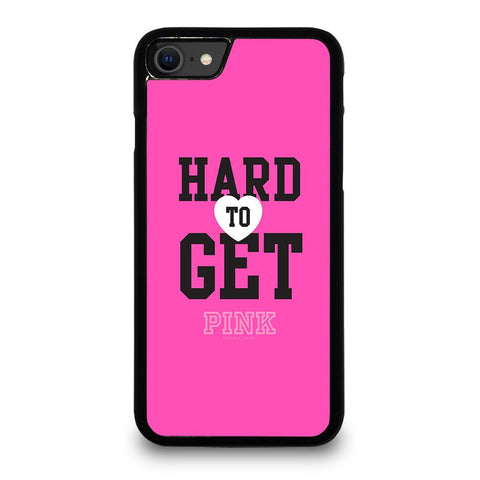 VICTORIA'S SECRET PINK HARD TO GET iPhone SE 2020 Case Cover