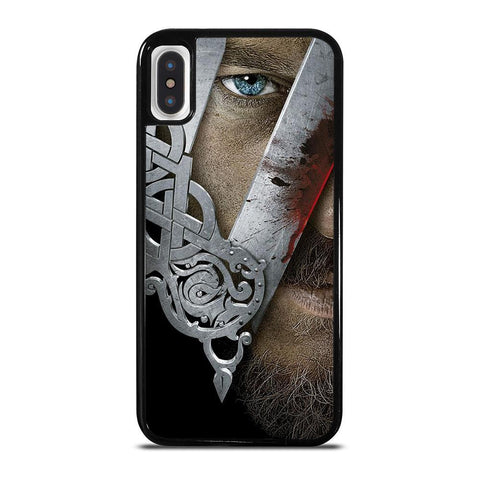 VIKINGS RAGNAR iPhone X / XS Case Cover