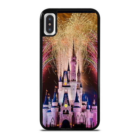 WALT DISNEY CASTLE iPhone X / XS Case Cover