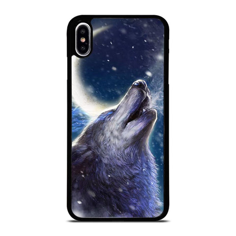 WILD WOLF iPhone XS Max Case Cover
