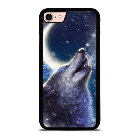 WILD WOLF iPhone 8 Case Cover