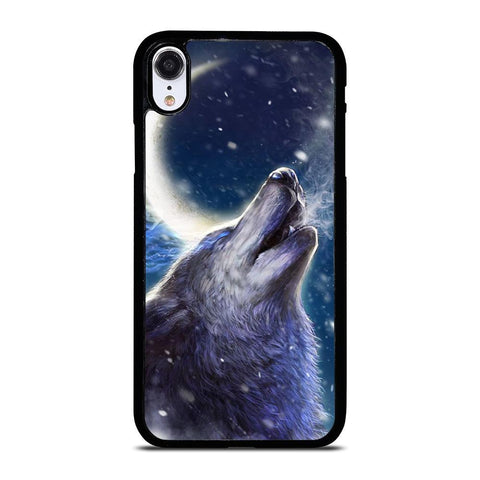 WILD WOLF iPhone XR Case Cover