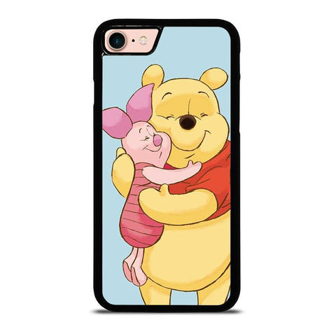 WINNIE-THE-POOH-AND-PIGLET-iphone-8-case-cover