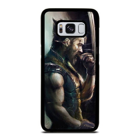 WOLVERINE MARVEL MOVE Samsung Galaxy S8 Case Cover