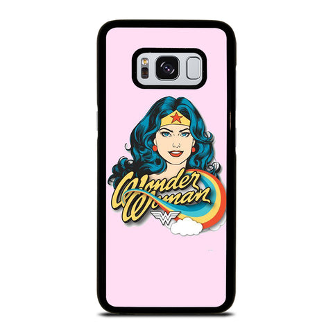WONDER WOMAN CARTOON 2 Samsung Galaxy S8 Case Cover