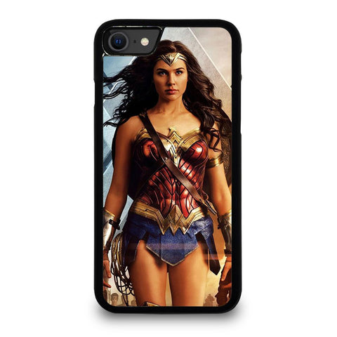WONDER WOMAN DC iPhone SE 2020 Case Cover