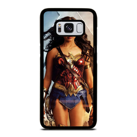 WONDER WOMAN DC Samsung Galaxy S8 Case Cover