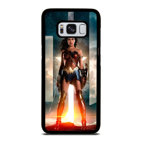 WONDER WOMAN GAL GADOT Samsung Galaxy S8 Case Cover