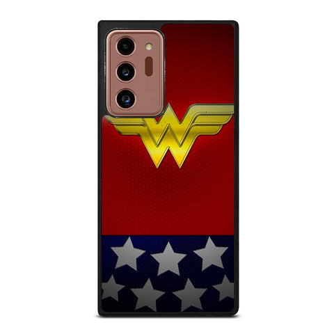 WONDER WOMAN LOGO 2 Samsung Galaxy Note 20 Ultra Case Cover