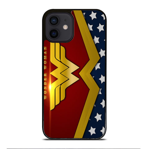 WONDER WOMAN iPhone 12 Mini Case Cover