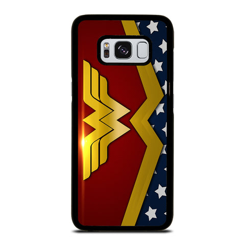 WONDER WOMAN Samsung Galaxy S8 Case Cover