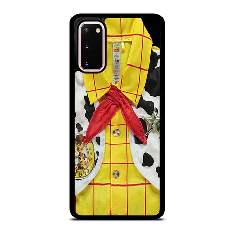 WOODY BOOTS TOY STORY Samsung Galaxy S20 Case Cover
