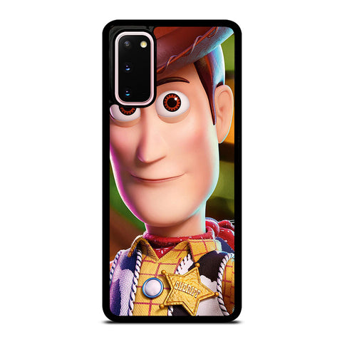 WOODY TOY STORY 4 DISNEY MOVIE Samsung Galaxy S20 Case Cover