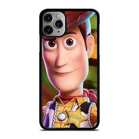 WOODY TOY STORY 4 DISNEY MOVIE iPhone 11 Pro Max Case Cover