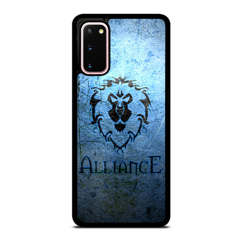 WORLD OF WARCRAFT ALLIANCE WOW Samsung Galaxy S20 Case Cover