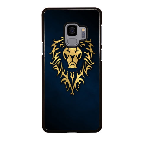 WORLD OF WARCRAFT ALLIANCE Samsung Galaxy S9 Case Cover