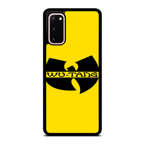 WUTANG CLAN LOGO Samsung Galaxy S20 Case Cover