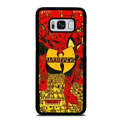 WUTANG CLAN SPIDER MAN Samsung Galaxy S8 Case Cover