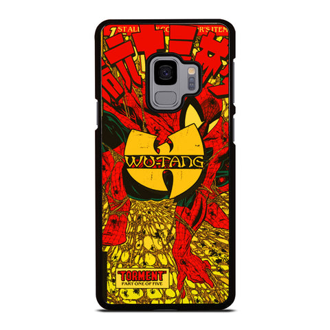 WUTANG CLAN SPIDER MAN Samsung Galaxy S9 Case Cover