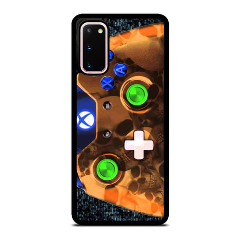 XBOX ONE CONTROLLER SKULL  Samsung Galaxy S20 Case Cover