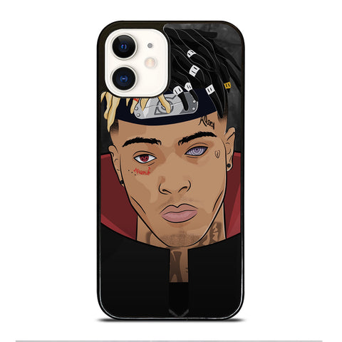 XXXTENTACION AKATSUKI NARUTO iPhone 12 Case Cover