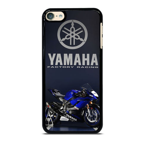 YAMAHA LOGO MOTOR RACING iPod Touch 6 Case Cover