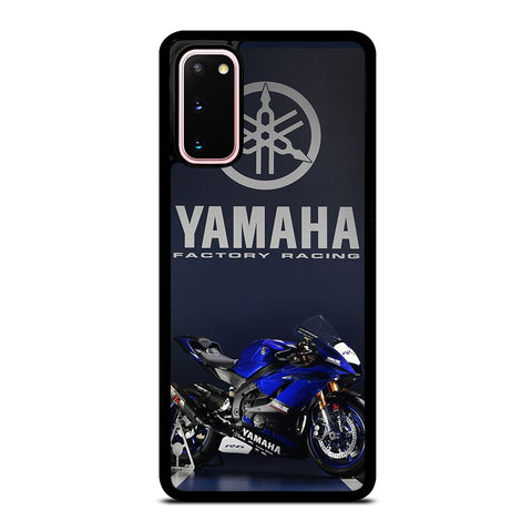 YAMAHA LOGO MOTOR RACING Samsung Galaxy S20 Case Cover