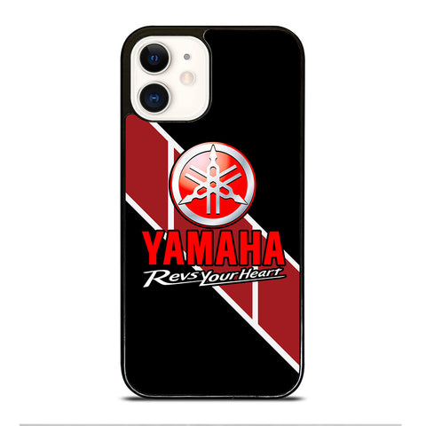 YAMAHA REVS YOUR HEART iPhone 12 Case Cover