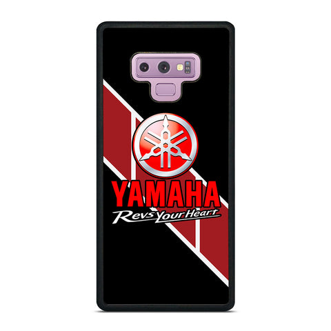 YAMAHA REVS YOUR HEART Samsung Galaxy Note 9 Case Cover