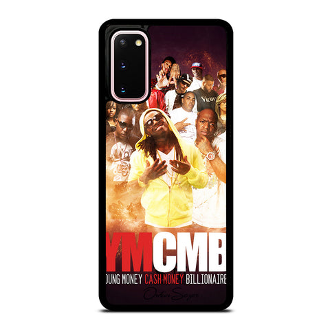 YMCMB Samsung Galaxy S20 Case Cover